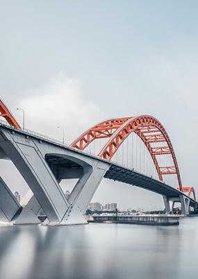 Металлоконструкции для строительства автодорожных мостов